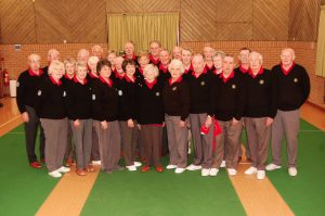 Fownhope Short Mat Bowls Club Members