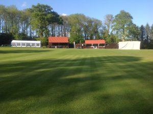 Brockhampton Cricket Club - Wye Leisure Marquee