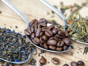 tea and coffee in fownhope