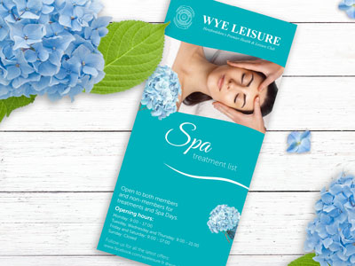 spa treatments in hereford