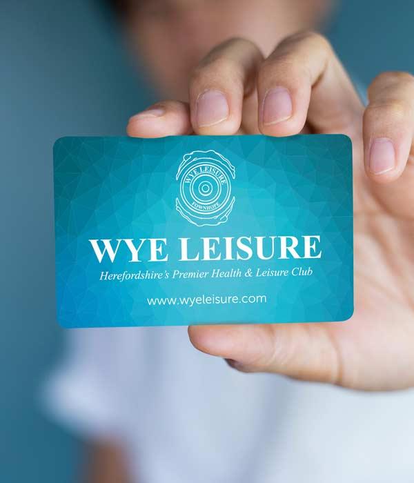 membership for Wye leisure